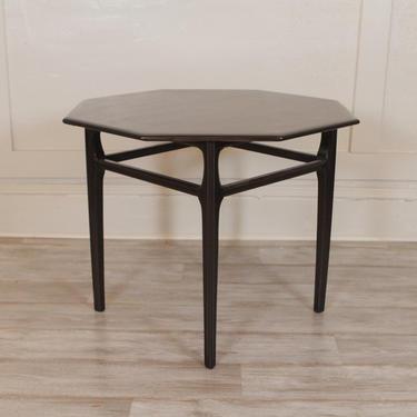 Dask Walnut Side Table