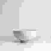 Large Porcelain Rounded Bowl