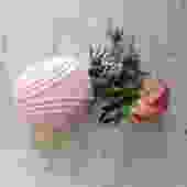Petite Pinkie Art Deco Style Vase