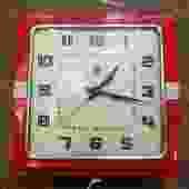 Vintage Telechron Electric diner clock