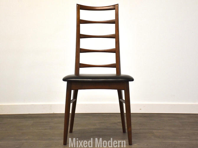Walnut Lis Dining Chair by Koefoeds Hornslet by mixedmodern1