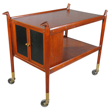 Mexican Serving Cart from 1950's