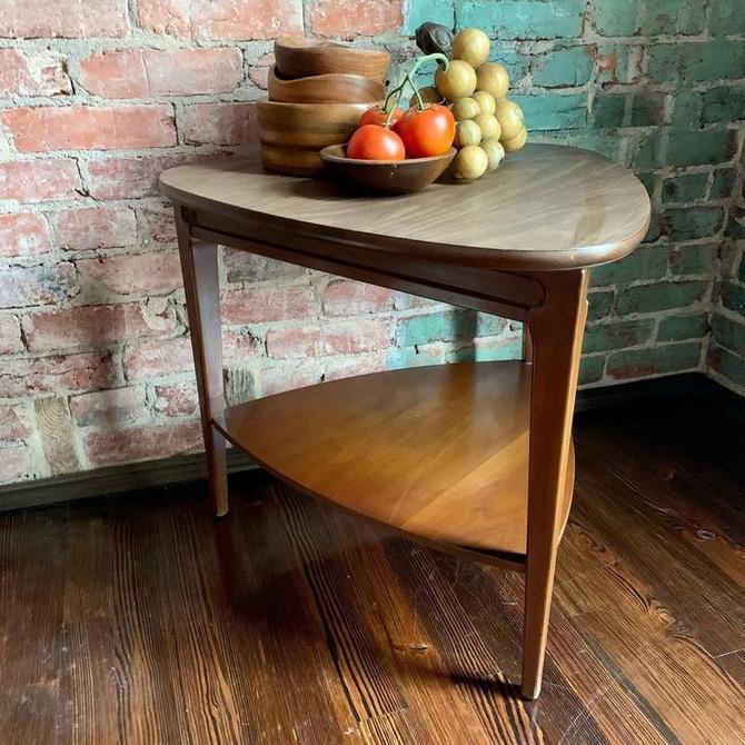 Mersman midcentury modern side table