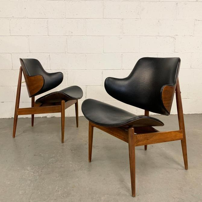 Mid Century Modern Penguin Chairs