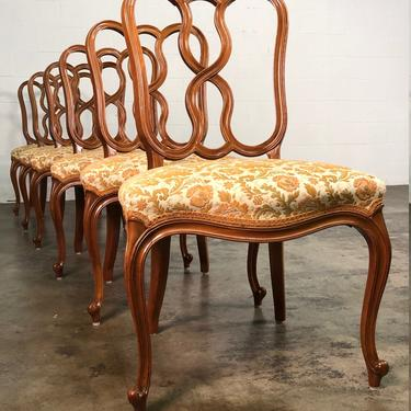 Drexel Mid-Century Traditional Dining Chair <> Set Of 6 <> by modernmidcenturyfurn