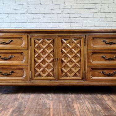 Item #171 Customizable Extra large Customizable Midcentury Neoclassical sideboard by RenoVista