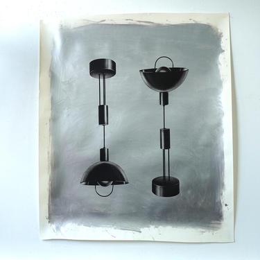 ''Dessau Reflectors'  Signed Original Artwork