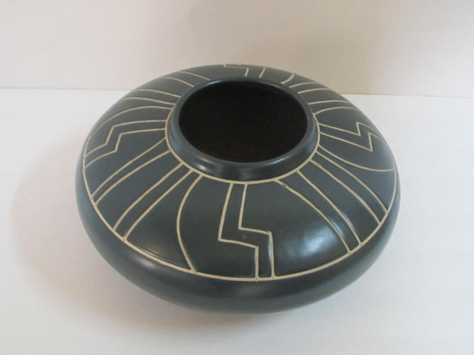 MCM Haeger? Pottery Vessel by ArtloversFinds