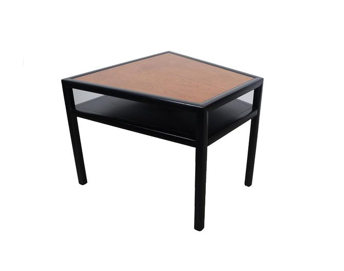 Side Table Trapezoidal Michael Taylor for Baker from the New World Collection by HearthsideHome