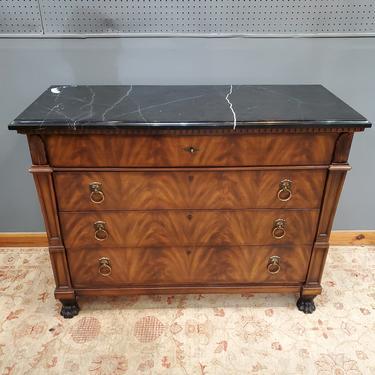 Henredon Furniture Flame Mahogany Buffet (2 of 2 available)