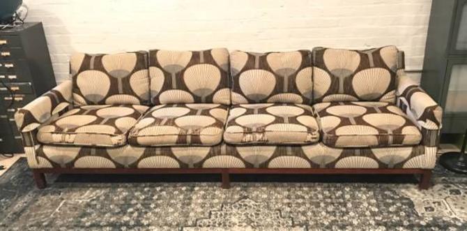 Edward Wormley Dunbar (Attri.) Four Seater Sofa