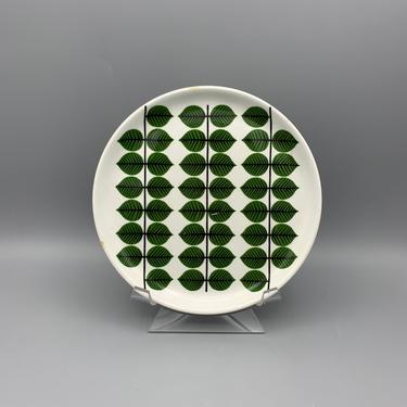 Stig Lindberg Bohus Bersa Plate 1 of 3 by CandCmodern