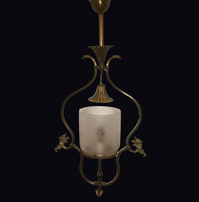 Victorian Pendant Light