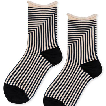 Corbusier Crew Socks