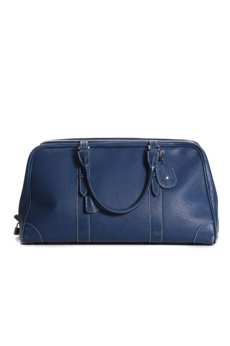 Kiton Leather Doctor Bag From Ina Of Manhattan New York