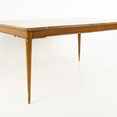 J Stuart Clingman for Widdicomb Mid Century Walnut Dining Table - mcm by ModernHill