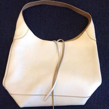 J Crew Eggshell Bag