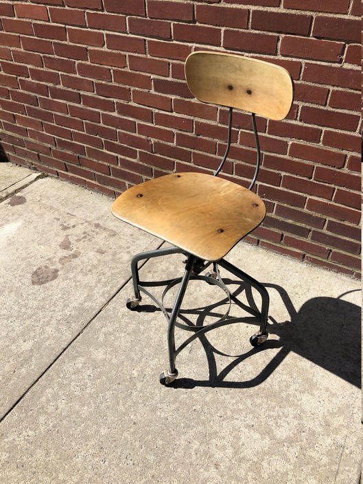 Vintage Toledo Chair by bcdrygoods