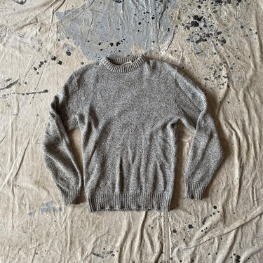Vintage Environmental Clothing Crewneck Sweater Made in USA by NorthGroveAntiques
