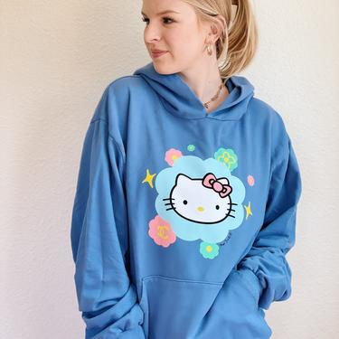 Mega Yacht Hello Kitty x CC Hoodie / Size Small by MadroneClothing