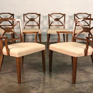 Drexel Mid-Century Traditional Dining Chair <> Set Of 6 by modernmidcenturyfurn