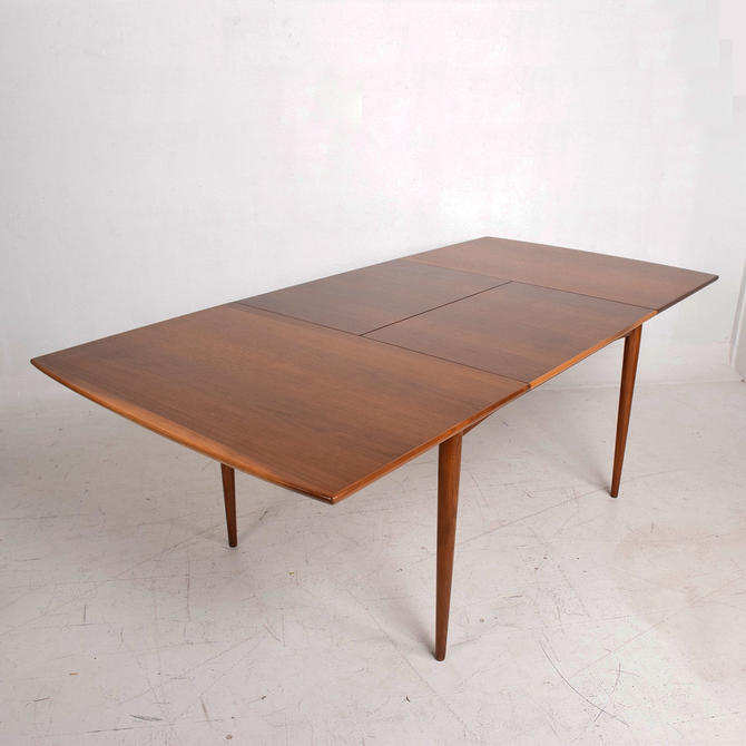 Classic EAMES Paul McCobb Midcentury Modern Walnut Dining TABLE 1950s USA by AMBIANIC