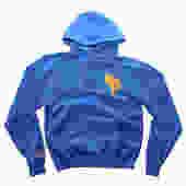 John Geiger Little P Hoodie - Blue