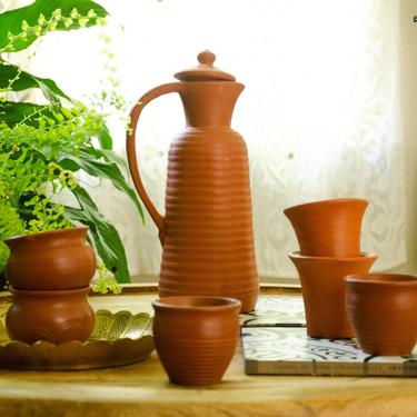 Madhu Pitcher & Cups Bundle by TerracottaTales