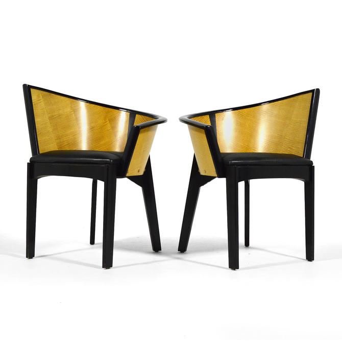 Paul Haigh Sinistra Chairs by Bernhardt