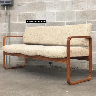 NJ LOCAL PICKUP ———— Vintage Sling Sofa by RetrospectVintage215