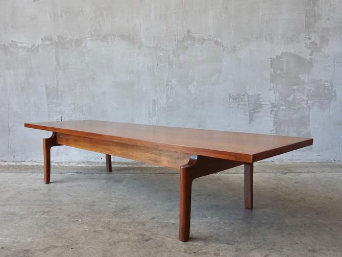 Jens Risom Styled Coffee Table by FandFVintage