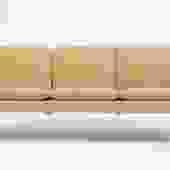 Hans Olsen Three Seat Mohair Sofa
