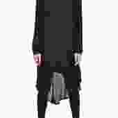 Rahsaan Shirt In Black or White