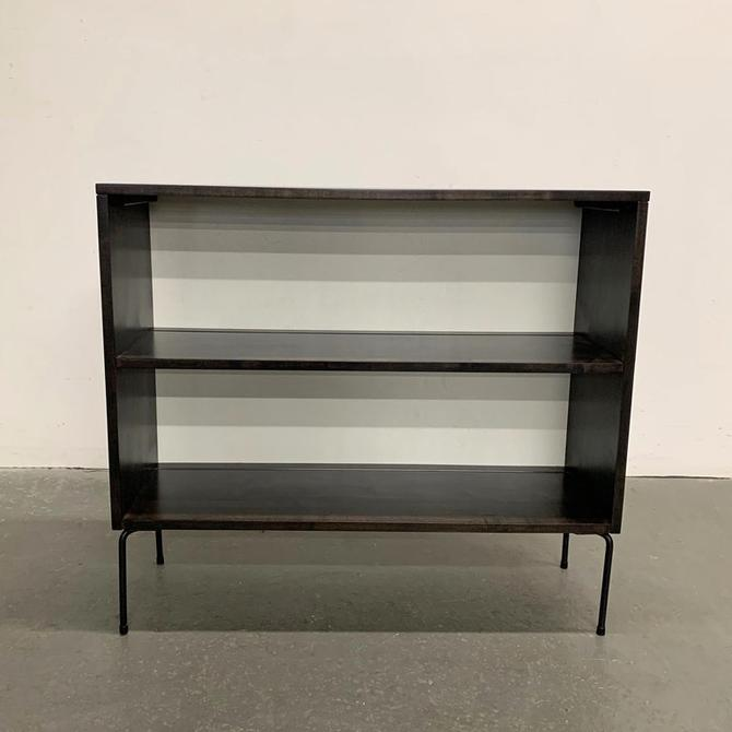 Ebonized Bookcase By Paul McCobb
