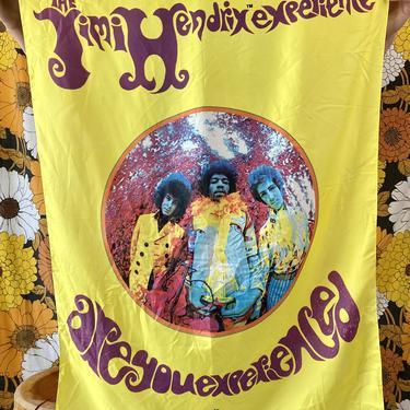 2002 Jimi Hendrix Experience Scarf