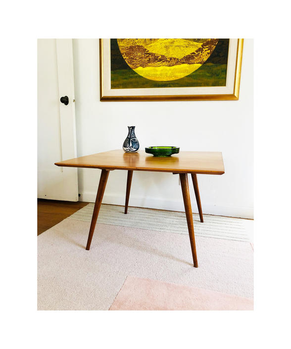 Mid Century Paul McCobb Planner Group Coffee Table / FREE SHIPPING by SergeantSailor