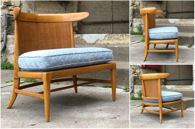 John Lubberts-lambert Mulder Slipper Chair For Tomlinson