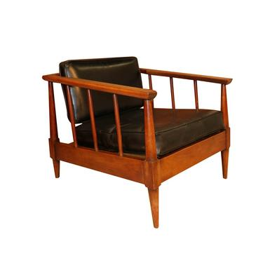 Mid Century Modern Lounge Chair by Marykaysfurniture