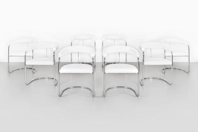 Anton Lorenz for Thonet Dining Chairs by MatthewRachman