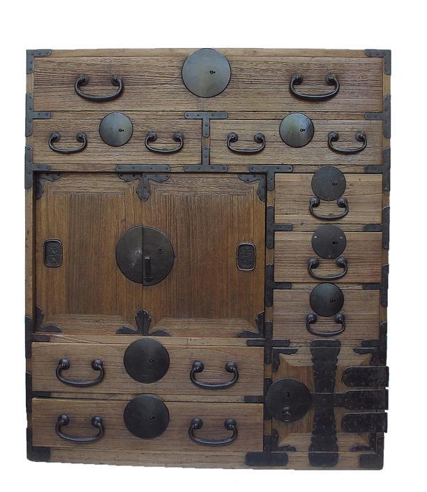 15D2 Choba Tansu / Secret Compartment / SOLD