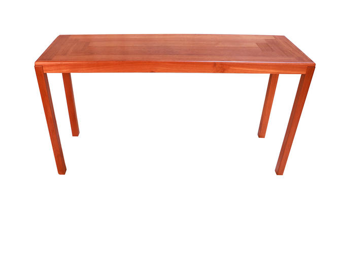 Vejle Stole Møbelfabrik Danish Modern Teak Console Sofa Table by Marykaysfurniture