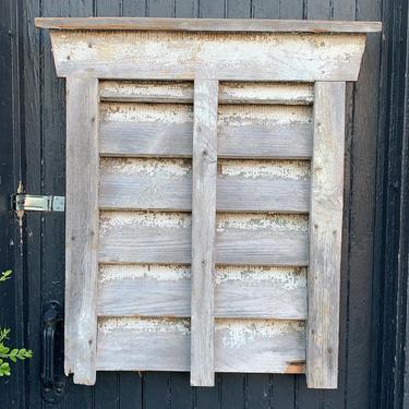 Vintage Barn Vent