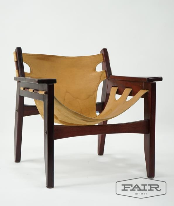 Sergio Rodrigues Kilin Lounge Chair