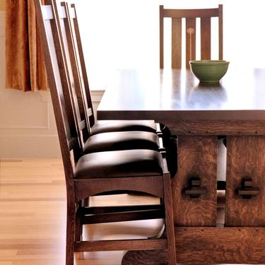 Trestle Table by CaledoniaStudios