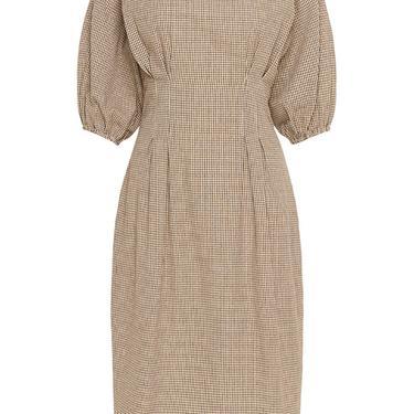 Forme Dress - Plaid