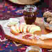 Cherry Charcuterie Platter