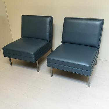 Pair of Lounge chairs by Howell