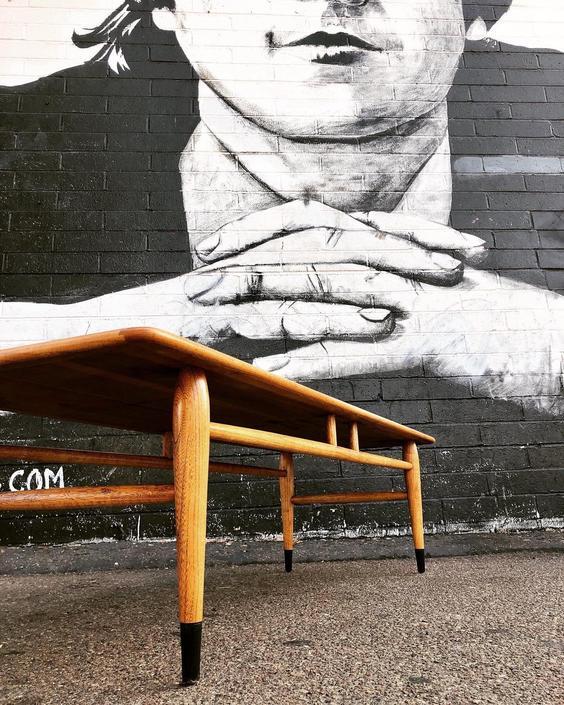 Vintage Lane Acclaim Coffee Table by BentwoodVintage