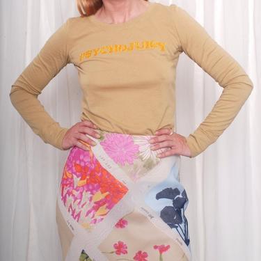 Y2K Juicy Couture PYSCHOJUICY Shirt (Medium) by 40KorLess