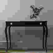 Black Desk / Console Table